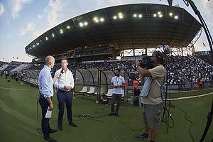 Frank Arnesen, sportschef (Paok FC)
