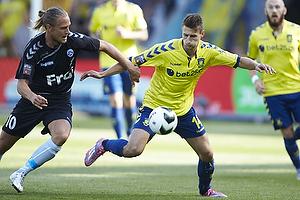 Nicolaj Madsen (S�nderjyskE), Elba Rashani (Br�ndby IF)