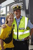 Br�ndbyfan og politiet