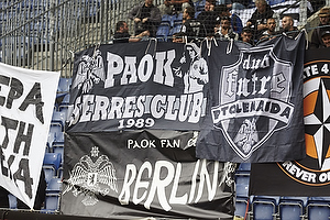 Paok FC-fans