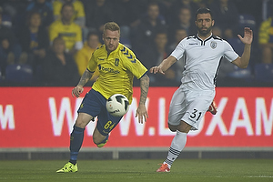 Ronnie Schwartz (Br�ndby IF), Giorgos Tzavellas (Paok FC)
