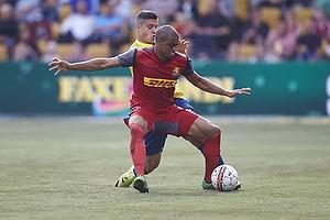 Patrick Da Silva (Br�ndby IF), Ramon Rodrigues (FC Nordsj�lland)
