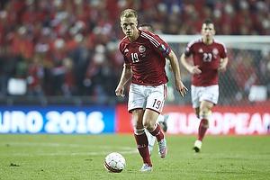 Danmark - Albanien