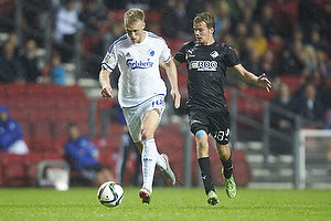 Nicolai J�rgensen (FC K�benhavn), Nicolai Poulsen (Randers FC)