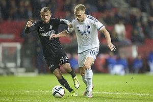 Mads Fenger (Randers FC), Nicolai J�rgensen (FC K�benhavn)