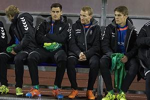 Dario Dumic (Br�ndby IF), Thomas Kahlenberg (Br�ndby IF)