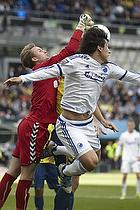 Frederik R�nnow (Br�ndby IF), Federico Santander (FC K�benhavn)