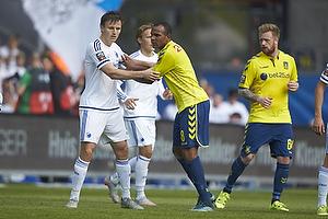 William Kvist (FC K�benhavn), Rodolph William Austin (Br�ndby IF)
