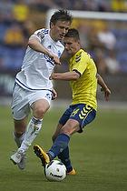 William Kvist (FC K�benhavn), Elba Rashani (Br�ndby IF)
