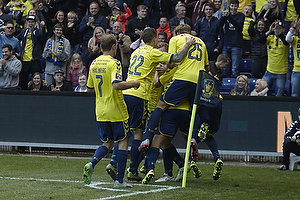 Thomas Kahlenberg (Br�ndby IF), Daniel Agger (Br�ndby IF), Christian Greko Jakobsen (Br�ndby IF)