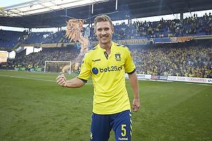 Matchvinder Martin Albrechtsen (Br�ndby IF)