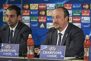 Rafael Benitez (Real Madrid CF)