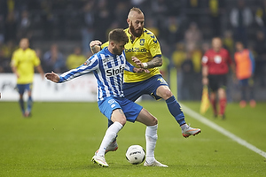 Daniel Stenderup (Esbjerg fB), Magnus Eriksson (Br�ndby IF)
