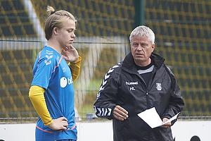Henrik Lehm, talenttr�ner (Br�ndby IF)