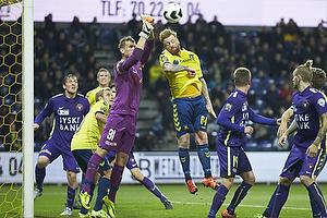 Mikkel Andersen (FC Midtjylland), Ronnie Schwartz (Br�ndby IF)
