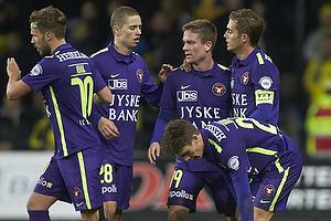 Jakob Poulsen, m�lscorer (FC Midtjylland)