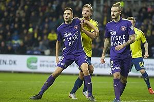 Tim Sparv (FC Midtjylland), Christian Greko Jakobsen (Br�ndby IF)