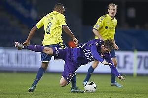 Rodolph William Austin (Br�ndby IF), Morten Duncan Rasmussen (FC Midtjylland)