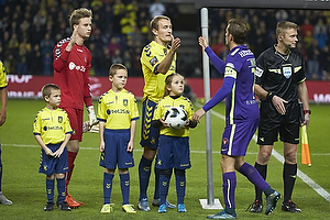 Frederik R�nnow (Br�ndby IF), Thomas Kahlenberg, anf�rer (Br�ndby IF), Jakob Poulsen, anf�rer (FC Midtjylland)
