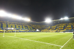 Tifo p� Br�ndby Stadion