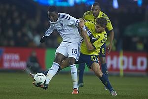 Daniel Amartey (FC K�benhavn), Andrew Hjulsager (Br�ndby IF)
