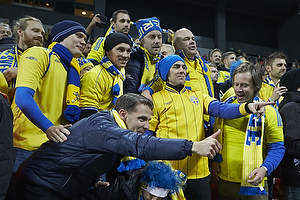 Svenske fans