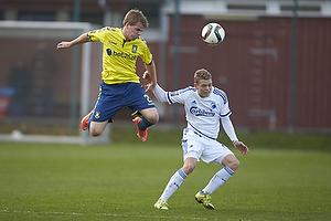 Jesper Lindorff Juelsg�rd (Br�ndby IF), Kasper Kusk (FC K�benhavn)