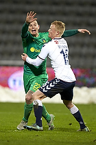 Daniel Agger (Br�ndby IF), Jens J�nsson (Agf)