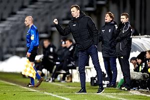 Morten Wieghorst, cheftr�ner (Agf)