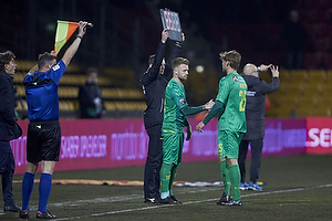 Ronnie Schwartz (Br�ndby IF), Christian Greko Jakobsen (Br�ndby IF)