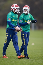 Johan Elmander (Br�ndby IF), Martin �rnskov (Br�ndby IF)