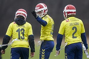 Johan Larsson (Br�ndby IF), Jesper Lindorff Juelsg�rd (Br�ndby IF)