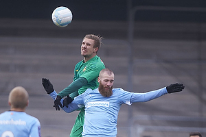 Martin Albrechtsen (Br�ndby IF), Jo Inge Berget (Malm� FF)