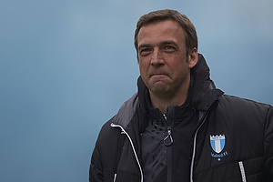 Allan Kuhn, cheftr�ner (Malm� FF)