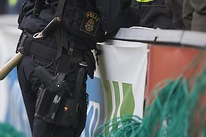 Svensk politi