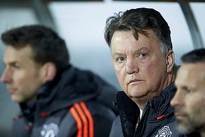Louis van Gaal, cheftr�ner (Manchester United)