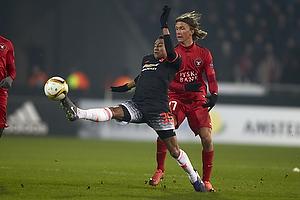 Jesse Lingard (Manchester United), Kristoffer Olsen (FC Midtjylland)