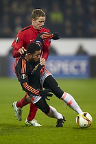 Andr� R�mer (FC Midtjylland), Memphis Depay (Manchester United)
