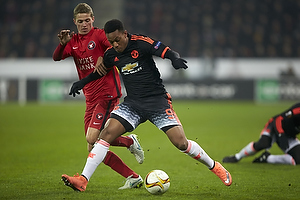 Andr� R�mer (FC Midtjylland), Anthony Martial (Manchester United)