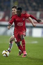 Rilwan Hassan (FC Midtjylland), Daley Blind (Manchester United)