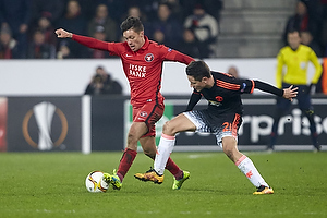 Vaclav Kadlec (FC Midtjylland), Ander Herrera (Manchester United)