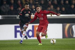 Vaclav Kadlec (FC Midtjylland), Jesse Lingard (Manchester United)