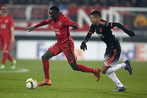 Pione Sisto (FC Midtjylland), Jesse Lingard (Manchester United)