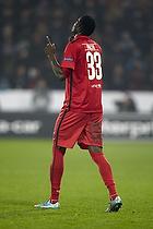 Paul Onuachu, m�lscorer (FC Midtjylland)