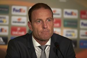 Jess Thorup, cheftr�ner (FC Midtjylland)