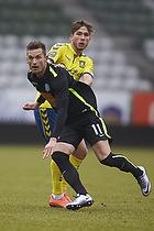 Andrew Hjulsager (Br�ndby IF), Jonas Kamper (Viborg FF)