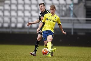 Jesper Lindorff Juelsg�rd (Br�ndby IF), Lukas Lerager (Viborg FF)
