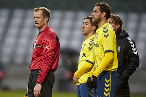 Frederik Holst (Br�ndby IF), Johan Elmander (Br�ndby IF)