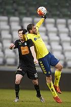 Lukas Lerager (Viborg FF), Johan Elmander (Br�ndby IF)