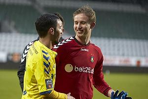David Boysen (Br�ndby IF), Frederik R�nnow (Br�ndby IF)